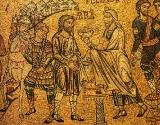 Авраам встречает Мелхиседека