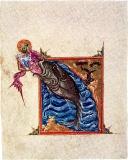 Иона пророк :: Иона, выбрасываемый из пасти кита
