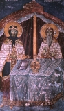 Аарон пророк :: Пророки Аарон и Моисей