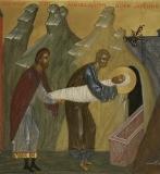 Погребение Иоанн Предтечи