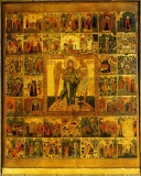 Иоанн Предтеча Ангел пустыни, с житием