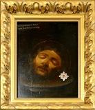 Глава святого Крестителя Господня и Предтечи Иоанна