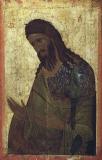Иоанн Предтеча. XIV в
