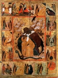 Илья пророк в житии