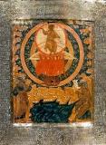 Видение пророков Исайи и Иезекииля на реке Ховар.