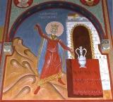 Танец царя Давида перед Ковчегом