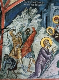 Апостол Анания  :: Мучения святого апостола Анания