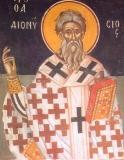 Апостол Дионисий Ареопагит :: Священномученик Дионисий Ареопагит