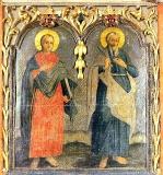Св. Апостолы Фома и Варфоломей
