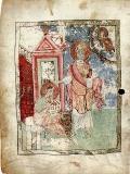 Евангелист Иоанн с учеником Прохором