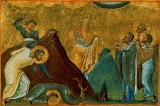 Апостолы от 70-ти Ераст, Олимп, Родион, Сосипатр, Куарт (Кварт) и Тертия