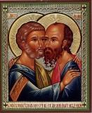 Апостолы Павел и Петр
