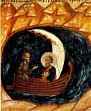 Апостолы Петр и Павел (сцены из жития)