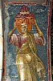 Апостол Петр держит модель Храма