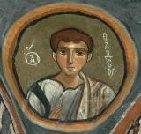 Апостол Фаддей :: Апостол Фаддей, от семидесяти