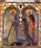 Апостол Симон Зилот :: Св. Апостолы Симон и Филипп