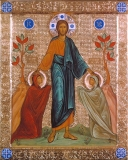 Икона «Явление Христа жёнам-мироносицам»