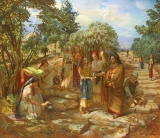 Встреча. Ревекка и Елиазар