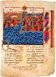 Переход через Красное море :: Переход иудеями через Красное море