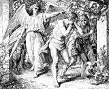 Изгнание из рая. Бытие 3:23-24