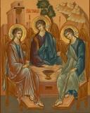 Господские :: Икона Троица