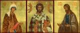 Сложные :: Триптих Деиисусный Чин