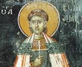 Святой мученик Вениамин диакон