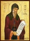 Святой Герасим Новый, Кефалонский