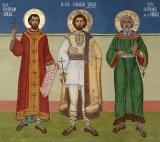Sfinţii Cuvioşi Mărturisitori Visarion, Sofronie şi Sfântul Mucenic Oprea