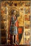 Св. Георгий с житием