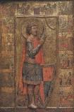 Икона Святого Георгия и сцены из его жизни