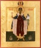 Благоверный князь Всеволод, нареченный во святом крещении Гавриилом