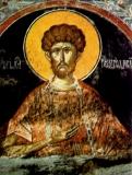Варвар, бывший  разбойник :: Святой Варвар Луканских