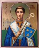 В-Г :: Святитель Вильфрид, архиепископ Йоркский