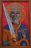 Блаженный Елезвой, царь Эфиопский