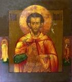 Евстафий Мцхетский :: Святой мученик Евстафий Мцхетский