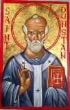 Дунстан Кентерберийский :: Святой Дунстан, архиепископ Кентерберийский