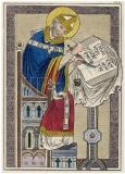 Святой Дунстан, архиепископ Кентерберийский