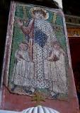 К св.Димитрию подводят на благословение юношу