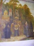 Посещение Коневского монастыря Евфимием Новгородским,