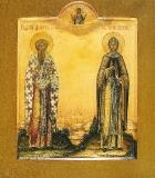 Свв. Донат и св. прп. Мария