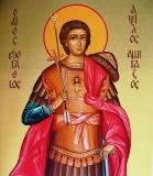 Евстафий Апсильский :: Евстафий Апсильский Святой мученик Харранский