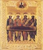 Дада, Гаведдай, Каздоя Персидские :: Мученики Дада, Гаведдай и Каздоя Персидские