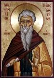 Иларион Великий :: Преподобный Иларион Великий