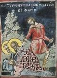 Священномученик Ипатий Ефесский