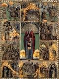 Святый Иоанне Рылский с житием