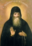 Иларион схимник :: Преподобный Иларион, схимник Печерский