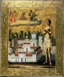 Иаков Боровичский :: Праведный Иаков Боровичский, Новгородский чудотворец