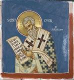 Sfantului Chiril al Ierusalimului