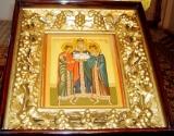 Святейший кн. Константин и чада его Михаил и Феодор Муромские чудотворцы